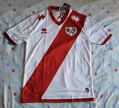Camiseta Errea Rayo Vallecano. Talla L