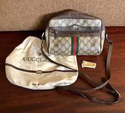 Vintage Gucci Ophidia Cross Body Bag Please Read For Damages