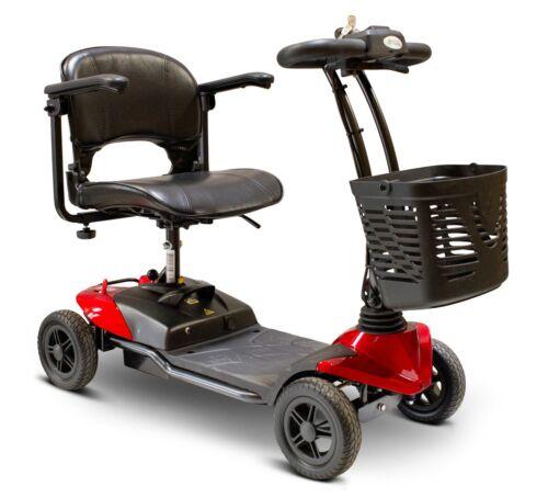 Red Ewheels Medical Ew-m35 Lightweight Travel Scooter, Wireless, 300 Lb Wt Cap