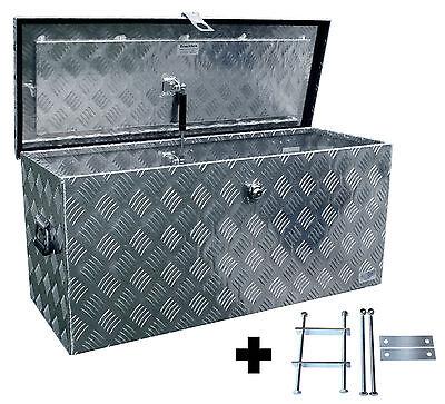 Truckbox D120 inkl. Montagesatz MON2012,  Alubox, Alukasten, Werkzeugkiste