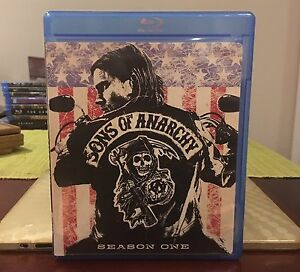 Sons of Anarchy season 1 (blu ray)