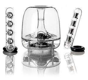 Harman Kardon Speakers >> Harman Kardon Soundsticks Iii Multimedia Sound System