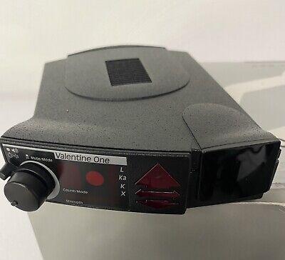 Valentine One V1 Radar Detector (Gen 1) - Latest Firmware - complete in box