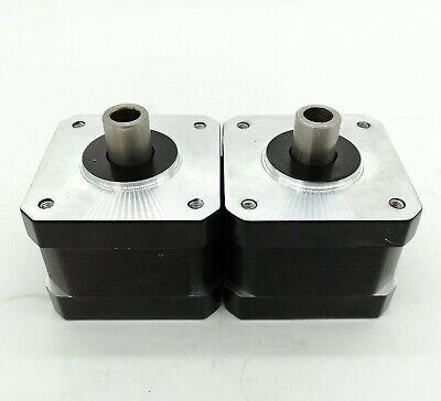 Nema17 Hollow Shaft Stepper Motor 34mm Body 12mm Shaft Length