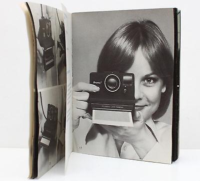 Polaroid Pronto! Film Land Camera Manual Guide Instructions English 1970s
