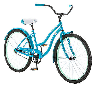 Kulana 26 inches Women's Cruiser Hiku Bike Bicycle - Blue