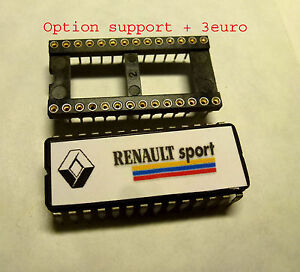 promo eprom puce renault clio williams groupe n. Black Bedroom Furniture Sets. Home Design Ideas