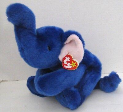 TY LARGE Beanie BUDDY Plush 1998 Peanut 18