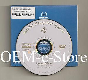 Honda Odyssey Navigation Update Ebay