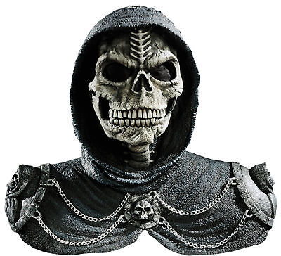 Dunkel Reaper Maske und Schultern Halloween Requisit Latex - Reaper Kostüme Maske