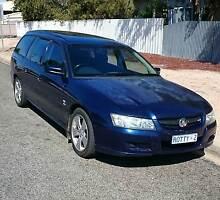 2005 Holden Commodore Wagon Renmark Renmark Paringa Preview