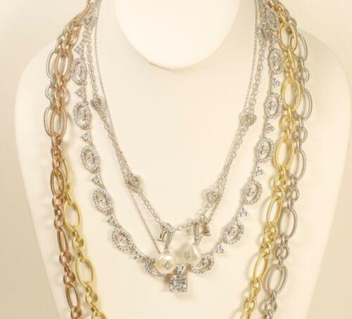 Judith Ripka Sterling Jewelry Lot 155 Grams
