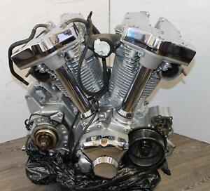 YAMAHA ROAD STAR XV 1700 SILVERADO 2006 ENGINE MOTOR TRANSMISSION LONG BLOCK 35K