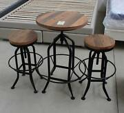 Tractor Table and Stool Set (Brand New) #6262 Beverley Charles Sturt Area Preview