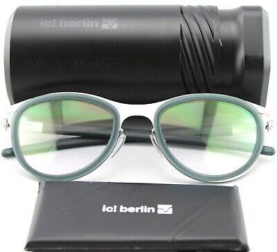 IC! Berlin Fatima R (Pearl Rocket Fue) optical frame Anti-reflective demo lens (Berlin Optical)