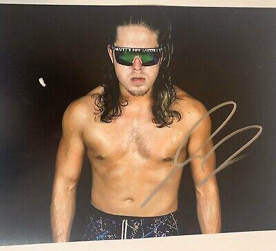 AEW Joey Janela Autographed 8x10 Photo Signed All Elite Wrestling Spring Break comprar usado  Enviando para Brazil