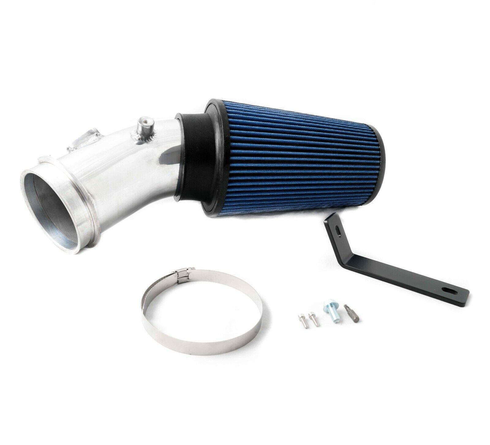 Oiled Cold Air Intake Kit For 11-16 Ford F250 F350 F450 Powerstroke Diesel 6.7L
