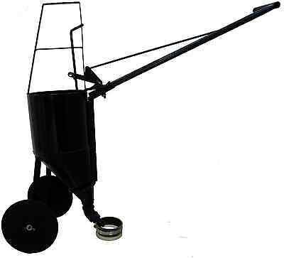 [PAVEMADE] HOTWHEELS - 2.5 gallon asphalt crack cart, crackfill sealcoating