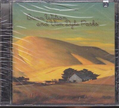 Brian Wilson Van Dyke Parks (BRIAN WILSON & VAN DYKE PARKS CD: