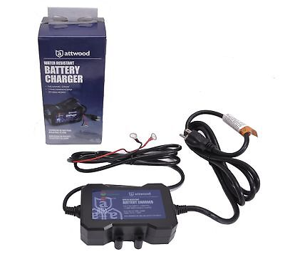 Attwood 11900-4 Onboard Marine Battery Charger for sale  Simi Valley