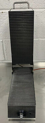 FKI TM05 DOUBLE CONTACT PANINI GRILL 175 MM WIDE £150 + VAT