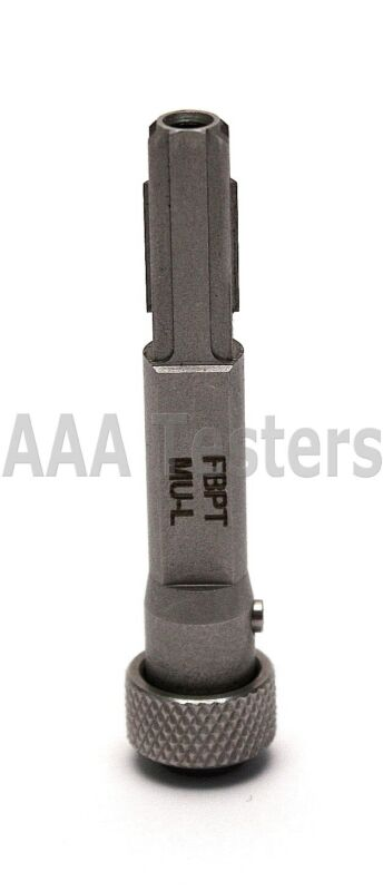 JDSU FBPT-MU-L Fiber Tip Adapter For FBP Probe Microscope FBPTMUL