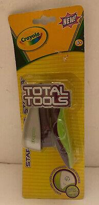 Crayola Staple Free Stapler Total Tools