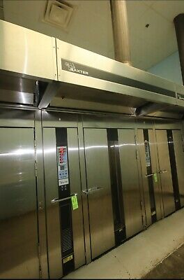 Baxter Ov210g2 Gas Rotating Double Rack Oven Gas