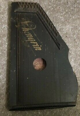 VINTAGE SOHENGRIN AUTOHARP INSTRUMENT 17.5 Inches X 10 Inches X 1.5 Inches