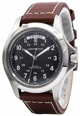 Hamilton Khaki King Automatic H64455533 Men's Watch