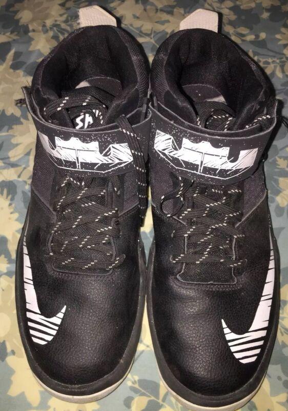 """Nike LeBron """"Akronite"""" Youth Size 7"""