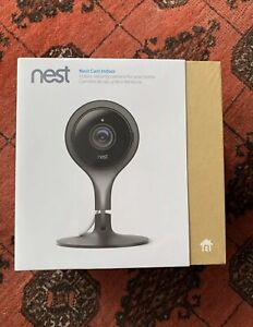 Nest Cam 1080p Indoor Security Camera - Brand New.