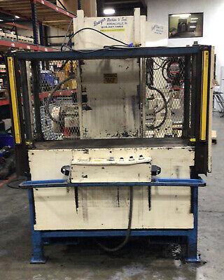 Trim Press 100 Gal Hydraulic Power Unit 56x18x27.5 15hp 558taw