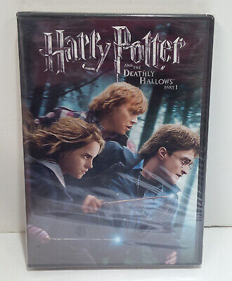 Harry Potter and the Deathly Hallows Part 1 (DVD, 2011) Brand NEW