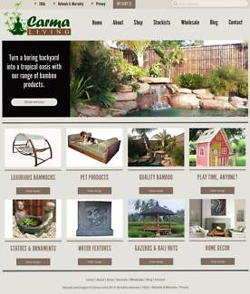 The Ideal Online Home & Garden Family Import Business