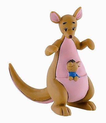 Känguru KANGA mit ROO Figur Winnie Pooh Sammelfigur Bullyland 12323