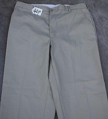 Aramark Pants For Men Size   W38 X L33  Tag No  40P