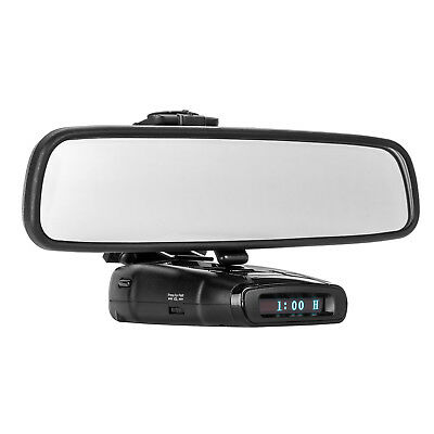 Mirror Mount Radar Detector Bracket for Whistler Radar Detectors (Radar For)