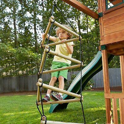 Swing-N-Slide NE 3023 Triangle Rope Ladder Swing Set Climber