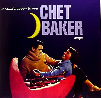CHET BAKER - IT COULD HAPPEN TO YOU Remastered (180g Audiophile LP | VINYL)