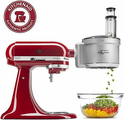 KitchenAid® Food Processor with Commercial Style Dicing Kit Stand Mixer Attachme
