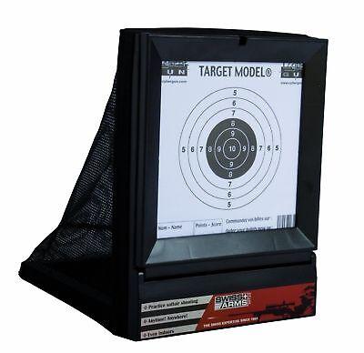 BB Gun Airsoft Target With Net Catcher BB Pellets Holder Air Sport Shooting 30PP (Airsoft Pellet Gun)
