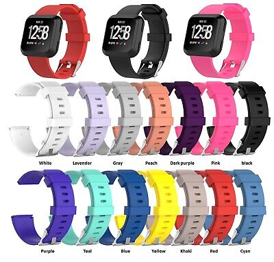 Replacement Band for Fitbit Versa Fitness Watch (SAME DAY SHIPPING)