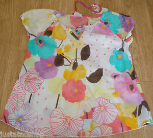 Nolita-Pocket-girl-Donkey-summer-top-blouse-3-4-y-BNWT-designer