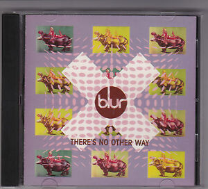 Blur-Theres-No-Other-Way-CD-SBK-K2-19747-1991-U-S-A