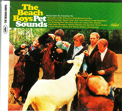 CD (NEU!) BEACH BOYS - Pet Sounds (Mono/Stereo God only knows Sloop John B mkmbh (Beach Boys-pet Sounds Mono)