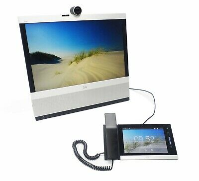 Cisco Tandberg Ex90 Ttc7-19 Video Telepresence Monitor W Control Cts-ctrl-dv8