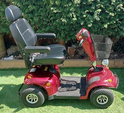 Freerider Kensington S Mobility Scooter Heavy Duty 8mph All terrain New shape