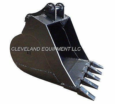 New 24 Cat Mini Excavator Bucket Caterpillar 304c 304c-cr 305c-cr Tooth Teeth