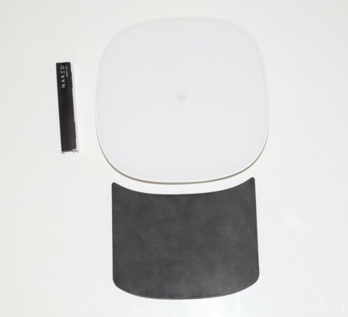 Naked Home Body Scanner Matte White Replacement Scale and Weight